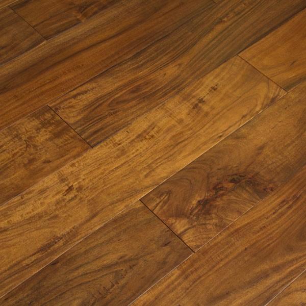 Acacia Hardwood Flooring Stability: Green World Industries